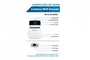 Hướng dẫn cài đặt và sử dụng Camera Wifi Danale