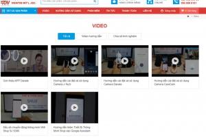 Video Hướng Dẫn Cài Đặt và Sử Dụng Camera