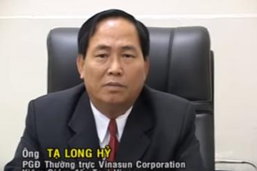 Phát biểu của Giám Đốc Taxi Vinasun về Cty Viễn Tín