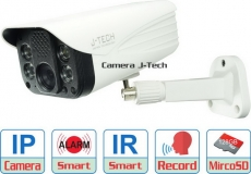 Camera IP J-Tech AI8205B