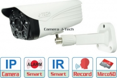 Camera IP J-Tech AI8208S