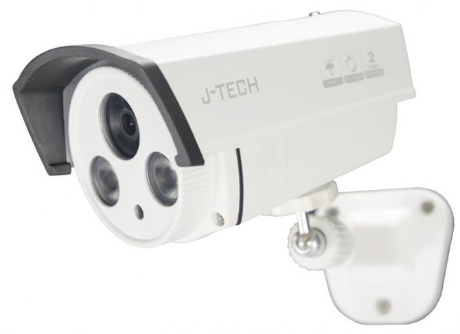 Camera IP J-Tech SHD5600C (3MP, Human Detect, Ghi Âm)