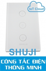 Công tắc điện thông minh Wifi SHUJI SW-303