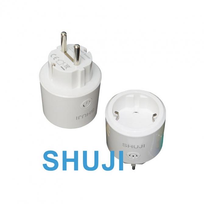 Ổ cắm điện thông minh Wifi SHUJI SK-108