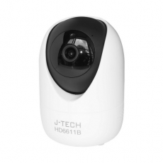 Camera Wifi IP J-Tech HD6611B (2MP, Xoay)