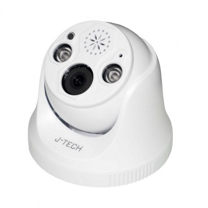 Camera IP J-Tech SHD5285D0 (4MP, Ghi Âm)