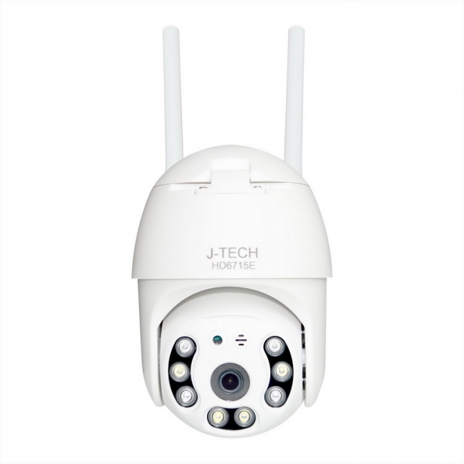 Camera Wifi IP J-Tech HD6715E (5MP, Xoay, Smart light)