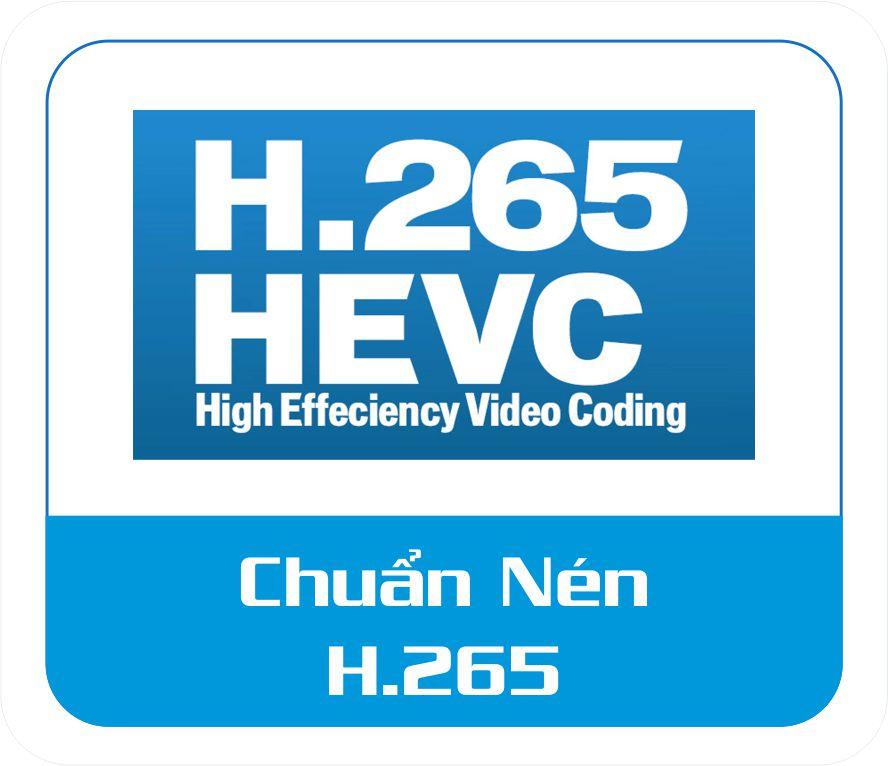 Chuẩn nén video H.265