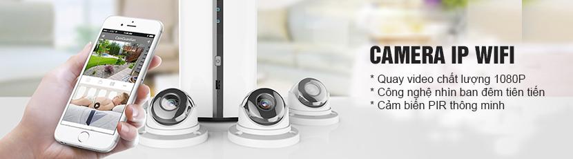 Camera IP Quan sát