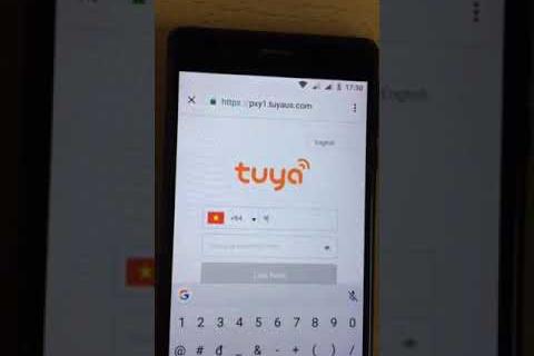 Hướng dẫn thêm Thiết Bị Thông Minh Shuji vào Google Assistant