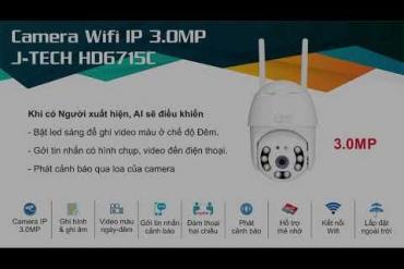 Hướng dẫn bật chức năng nhận diện khuôn mặt camera J-Tech