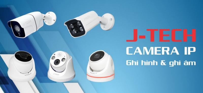 Camera J-Tech (smart alarm)