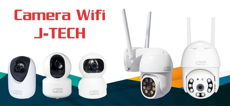 Camera Wifi IP J-Tech